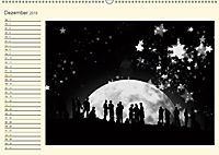 Sonne und Mond - faszinierend und anziehend (Wandkalender 2019 DIN A2 quer) - Produktdetailbild 12