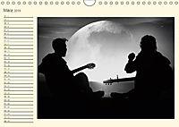 Sonne und Mond - faszinierend und anziehend (Wandkalender 2019 DIN A4 quer) - Produktdetailbild 3