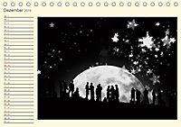 Sonne und Mond - faszinierend und anziehend (Tischkalender 2019 DIN A5 quer) - Produktdetailbild 12