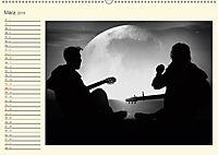 Sonne und Mond - faszinierend und anziehend (Wandkalender 2019 DIN A2 quer) - Produktdetailbild 3