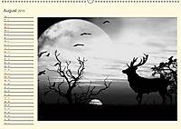 Sonne und Mond - faszinierend und anziehend (Wandkalender 2019 DIN A2 quer) - Produktdetailbild 8