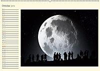 Sonne und Mond - faszinierend und anziehend (Wandkalender 2019 DIN A2 quer) - Produktdetailbild 10