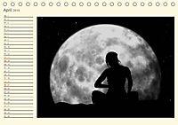 Sonne und Mond - faszinierend und anziehend (Tischkalender 2019 DIN A5 quer) - Produktdetailbild 4