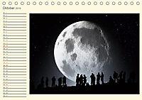 Sonne und Mond - faszinierend und anziehend (Tischkalender 2019 DIN A5 quer) - Produktdetailbild 10