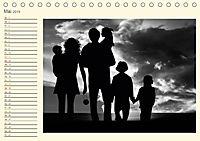 Sonne und Mond - faszinierend und anziehend (Tischkalender 2019 DIN A5 quer) - Produktdetailbild 5