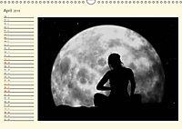 Sonne und Mond - faszinierend und anziehend (Wandkalender 2019 DIN A3 quer) - Produktdetailbild 4