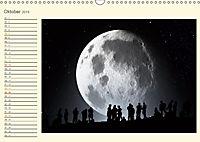 Sonne und Mond - faszinierend und anziehend (Wandkalender 2019 DIN A3 quer) - Produktdetailbild 10