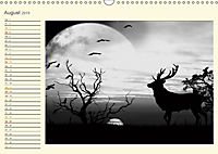 Sonne und Mond - faszinierend und anziehend (Wandkalender 2019 DIN A3 quer) - Produktdetailbild 8