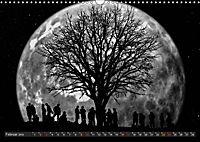 Sonne und Mond - faszinierend und anziehend (Wandkalender 2019 DIN A3 quer) - Produktdetailbild 2