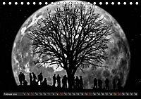 Sonne und Mond - faszinierend und anziehend (Tischkalender 2019 DIN A5 quer) - Produktdetailbild 2