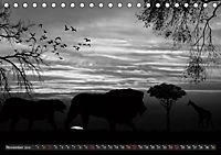 Sonne und Mond - faszinierend und anziehend (Tischkalender 2019 DIN A5 quer) - Produktdetailbild 11