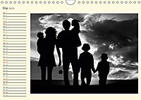 Sonne und Mond - faszinierend und anziehend (Wandkalender 2019 DIN A4 quer) - Produktdetailbild 5