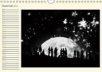 Sonne und Mond - faszinierend und anziehend (Wandkalender 2019 DIN A4 quer) - Produktdetailbild 12