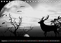 Sonne und Mond - faszinierend und anziehend (Tischkalender 2019 DIN A5 quer) - Produktdetailbild 8
