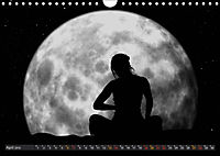 Sonne und Mond - faszinierend und anziehend (Wandkalender 2019 DIN A4 quer) - Produktdetailbild 4
