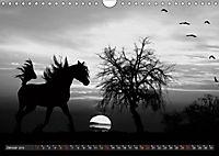 Sonne und Mond - faszinierend und anziehend (Wandkalender 2019 DIN A4 quer) - Produktdetailbild 1