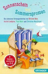 Sonnenschein und Sommersprossen, Kirsten Boie, Astrid Lindgren, Paul Maar, Christine Nöstlinger