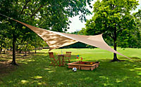 Sonnensegel 5 x 5 m - Produktdetailbild 2