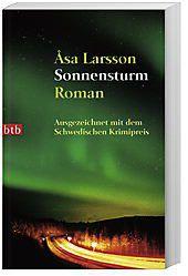 Sonnensturm - Åsa Larsson pdf epub