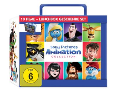 Sony Pictures Animation Kids Lunchbox