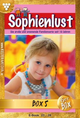 Sophienlust Box: Sophienlust Jubiläumsbox 5 - Familienroman, Patricia Vandenberg, Juliane Wilders, Judith Parker, Aliza Korten