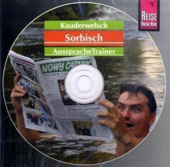 Sorbisch AusspracheTrainer, 1 Audio-CD, Tobias Geis, Till Vogt