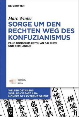 Sorge um den Rechten Weg des Konfuzianismus, Marc Winter