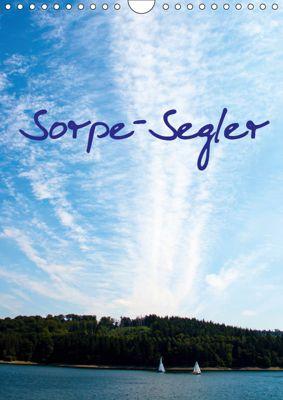 Sorpe-Segler (Wandkalender 2019 DIN A4 hoch), Christian Suttrop