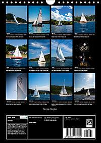 Sorpe-Segler (Wandkalender 2019 DIN A4 hoch) - Produktdetailbild 13