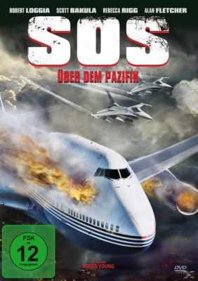 SOS über dem Pazifik, Robert Loggia, Scott Bakula