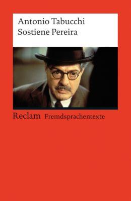 Sostiene Pereira - Antonio Tabucchi pdf epub