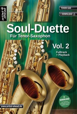Soul Duette für Tenor-Saxophon, Hans-Jörg Fischer