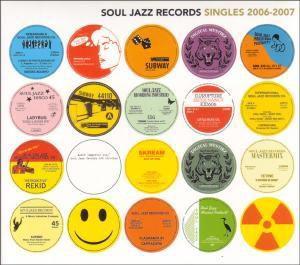 Soul Jazz Records Singles 2006 - 2007, Diverse Interpreten