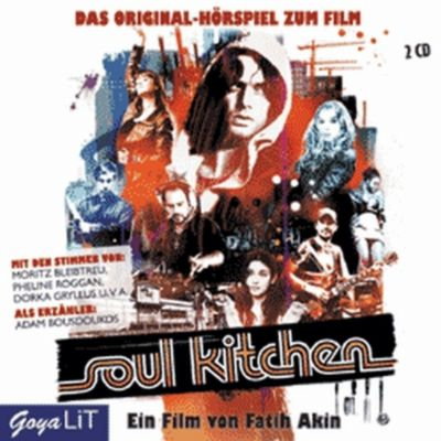 Soul Kitchen, 2 Audio-CDs, Fatih Akin