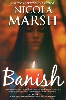 Soul Retrievers: Banish, Nicola Marsh