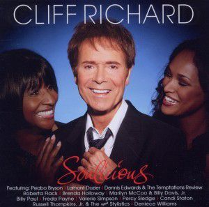 Soulicious - The Soul Album, Cliff Richard