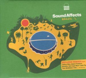 Sound Affects Brazil, Diverse Interpreten