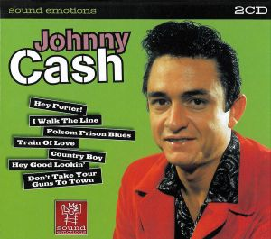 Sound Emotions-2 Cd, Johnny Cash