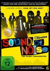 Sound of Noise, Jim Birmant, Ola Simonsson, Johannes Stjärne Nilsson