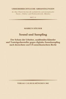 Sound und Sampling, Markus Häuser