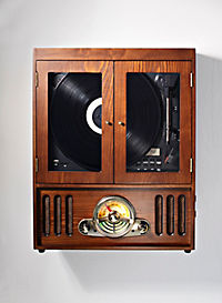 Soundmaster Vertikal Plattenspieler NR600 - Produktdetailbild 1
