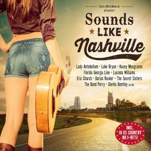 Sounds Like Nashville, Diverse Interpreten