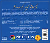 Sounds Of Bali - Produktdetailbild 1