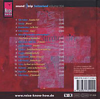Soundtrip Switzerland - Produktdetailbild 1
