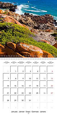 South Africa - Holiday paradise (Wall Calendar 2019 300 × 300 mm Square) - Produktdetailbild 1