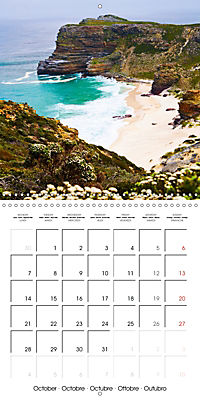 South Africa - Holiday paradise (Wall Calendar 2019 300 × 300 mm Square) - Produktdetailbild 10