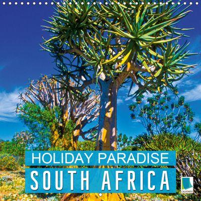 South Africa - Holiday paradise (Wall Calendar 2019 300 × 300 mm Square), CALVENDO
