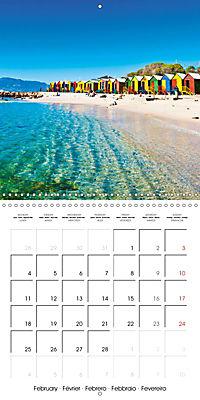 South Africa - Holiday paradise (Wall Calendar 2019 300 × 300 mm Square) - Produktdetailbild 2