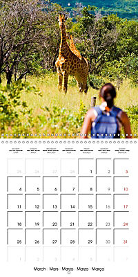 South Africa - Holiday paradise (Wall Calendar 2019 300 × 300 mm Square) - Produktdetailbild 3