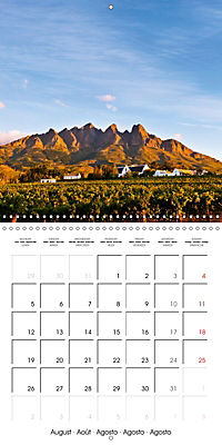 South Africa - Holiday paradise (Wall Calendar 2019 300 × 300 mm Square) - Produktdetailbild 8